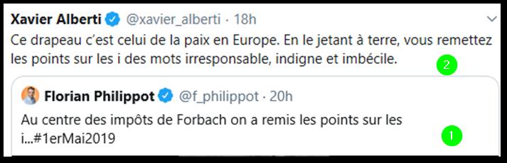 Philippot irresponsable, indigne et imbécile Philip10