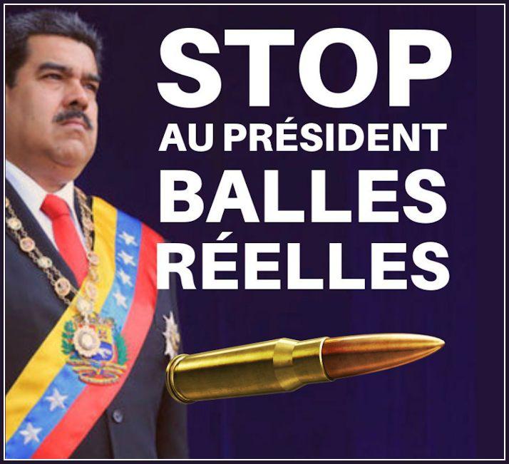 Les jojos demandent l'asile à l'ambassade du Vénézuela !  - Page 2 Stopma11