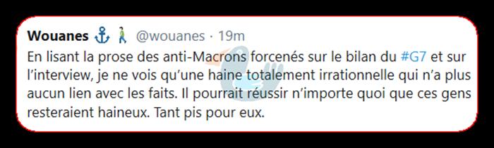 G7: et le gagnant est....Macron Wouane12
