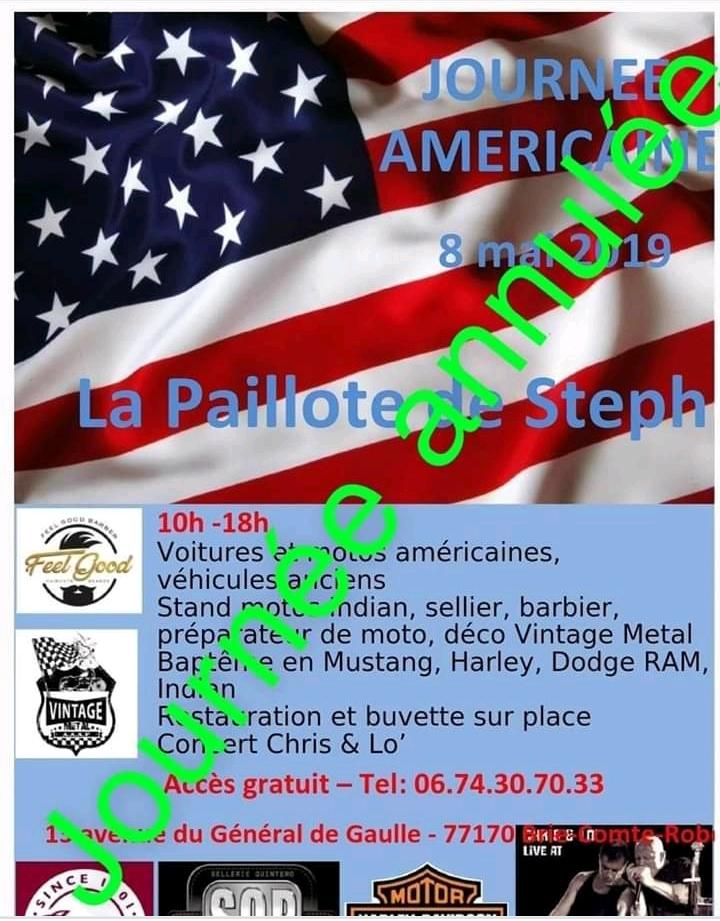 Journée américaine en mai - Page 3 20190512