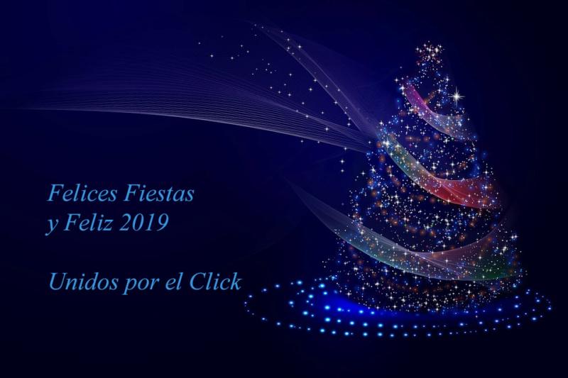 Felices Fiestas Postal10