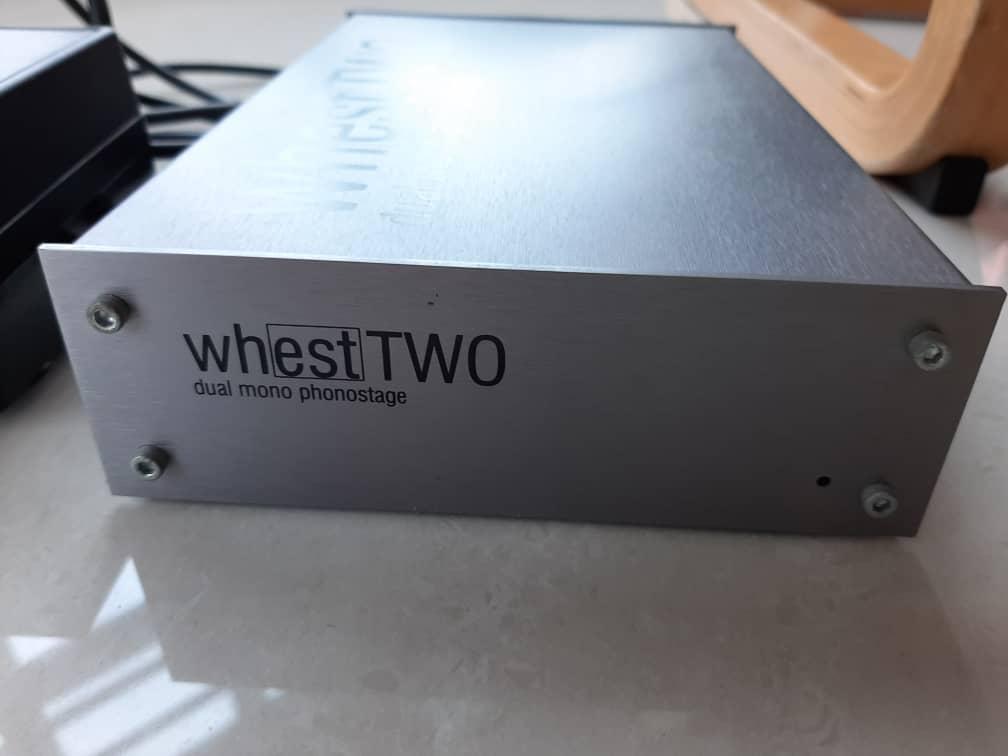 WHEST TWO Phono (SOLD) Whatsa13