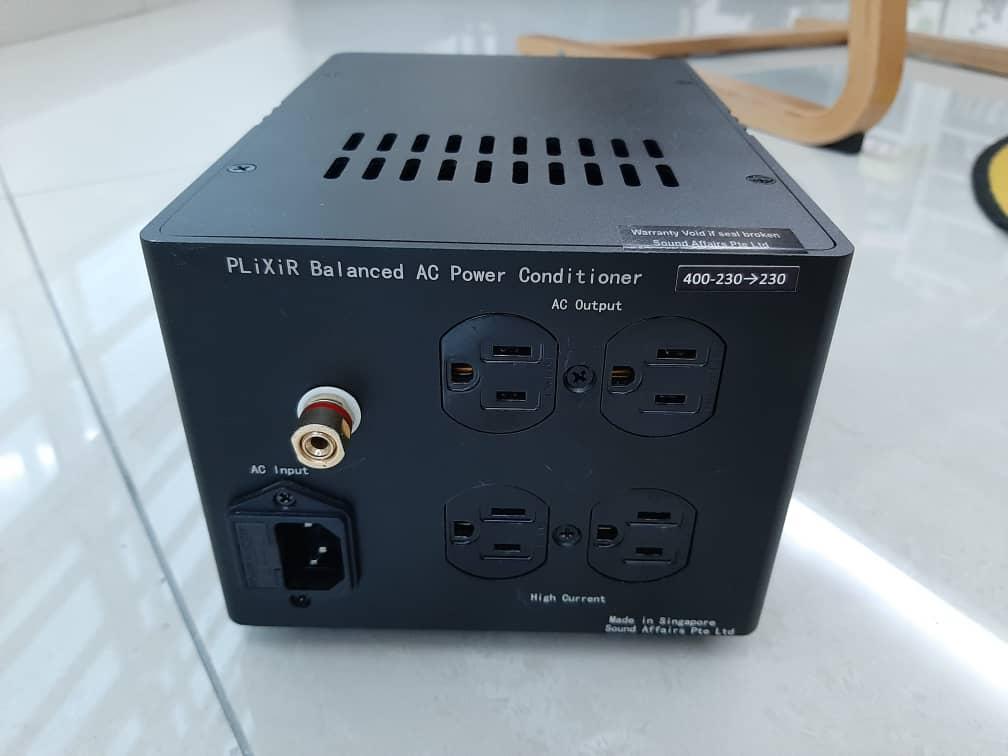 Plixir Elite BAC400 (SOLD) Whatsa17