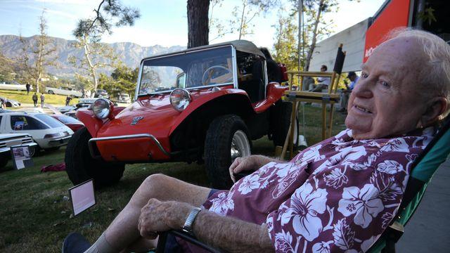 Bruce Meyers, créateur du Meyers Manx (buggy), est décédé 110