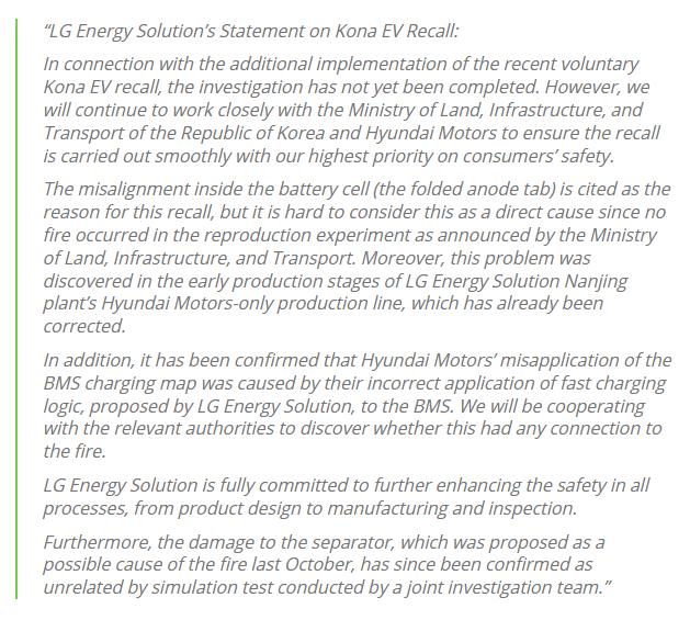Hyundai va devoir rappeler 82.000 véhicules électriques (rem Dzocla10