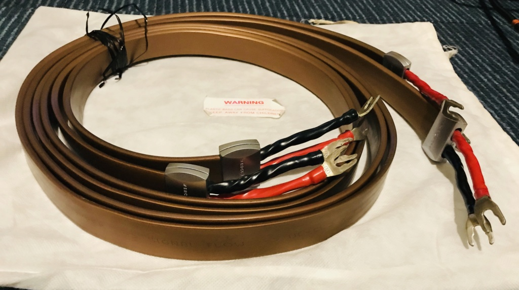 Wireworld Eclipse 5.2 Speakers cable  2aa08e10