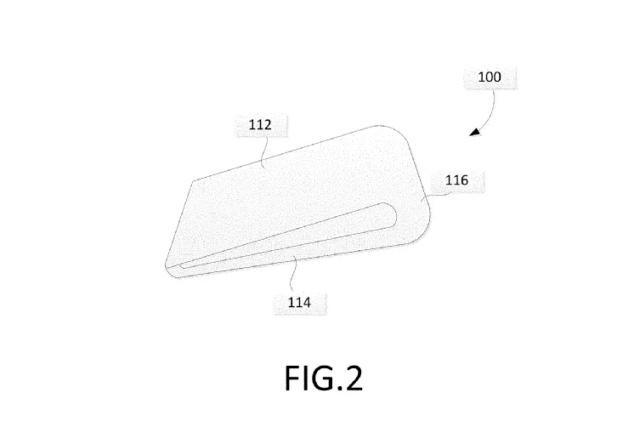 Google brevetta il suo schermo pieghevole Google15