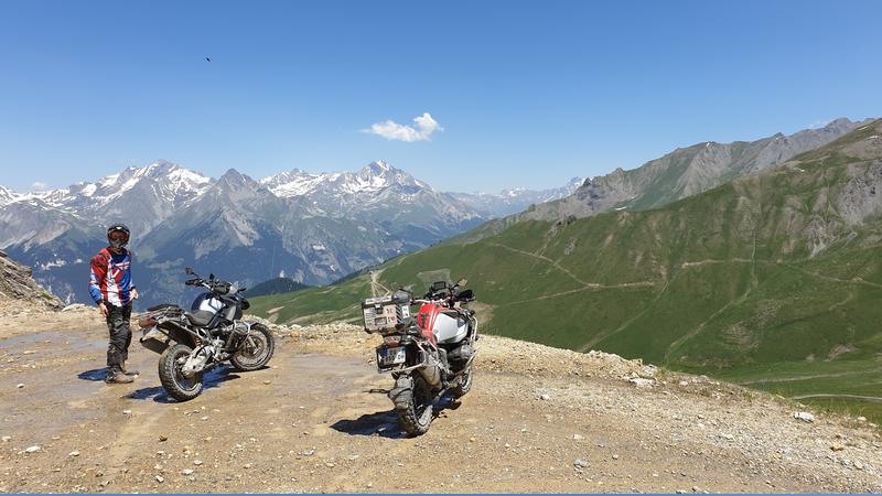 Vérification inscription  TT et route dans les Alpes fin juin 2019  T-shirt - Page 15 20190629