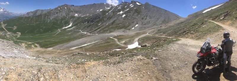 Vérification inscription  TT et route dans les Alpes fin juin 2019  T-shirt - Page 15 Img_3715