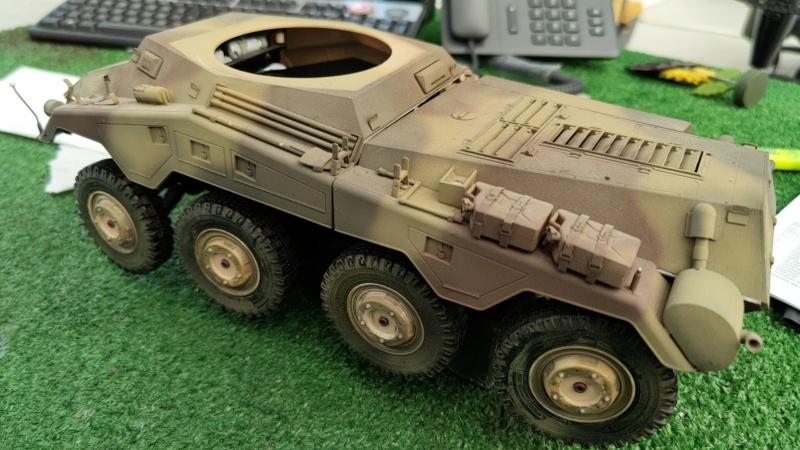 Puma Sd.Kfz. 234/2 Metal Origin 1:16 WIP Img-2024