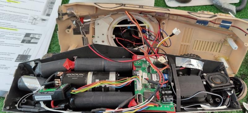 Puma Sd.Kfz. 234/2 Metal Origin 1:16 WIP - Pagina 2 Img20129