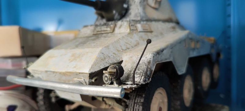 Puma Sd.Kfz. 234/2 Metal Origin 1:16 WIP - Pagina 2 Img20134