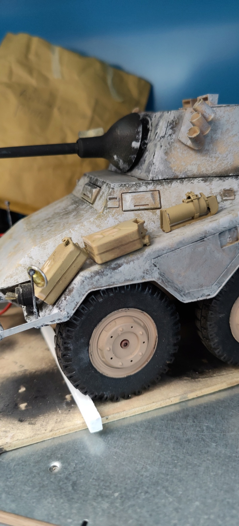 Puma Sd.Kfz. 234/2 Metal Origin 1:16 WIP - Pagina 2 Img20147