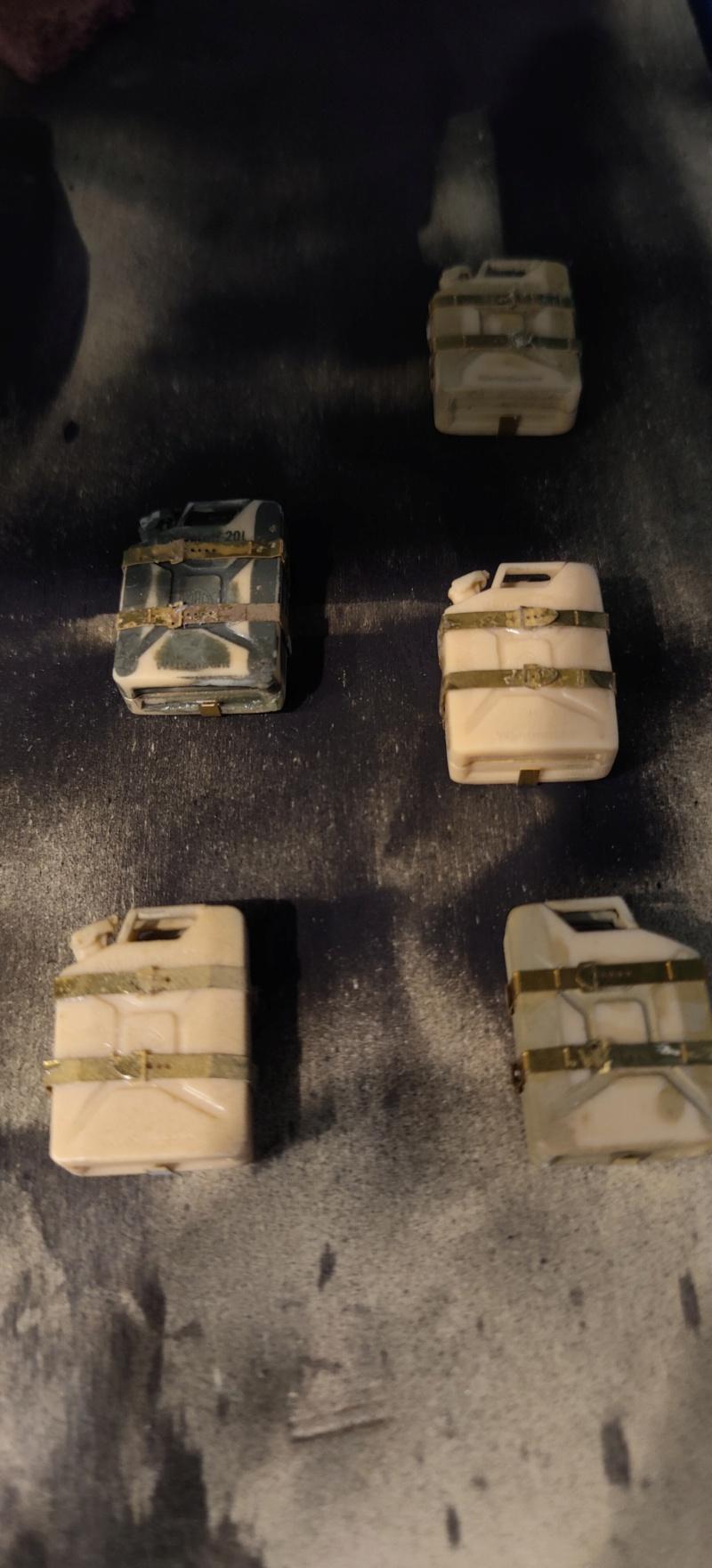 Puma Sd.Kfz. 234/2 Metal Origin 1:16 WIP - Pagina 3 Img20149