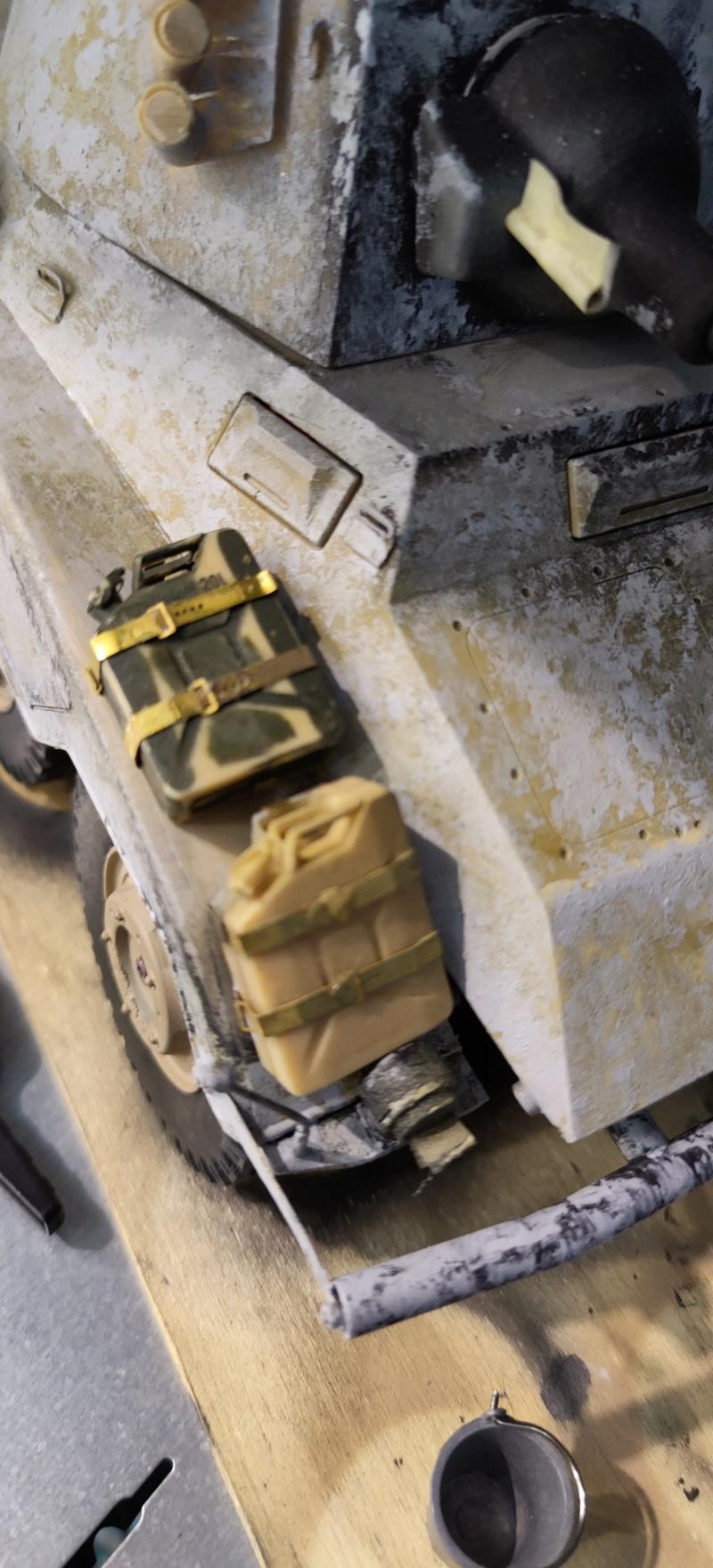 Puma Sd.Kfz. 234/2 Metal Origin 1:16 WIP - Pagina 3 Img20150