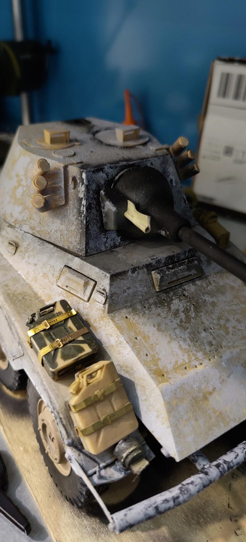 Puma Sd.Kfz. 234/2 Metal Origin 1:16 WIP - Pagina 3 Img20151