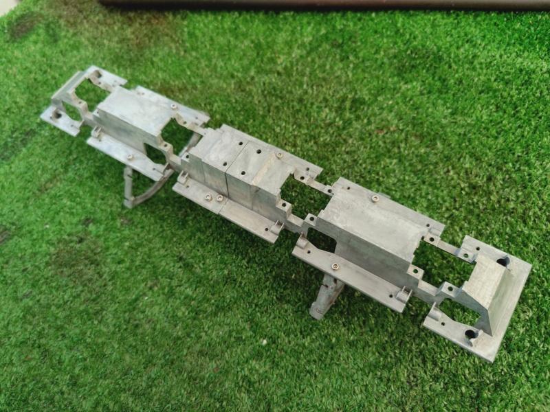 Puma Sd.Kfz. 234/2 Metal Origin 1:16 WIP Img20214