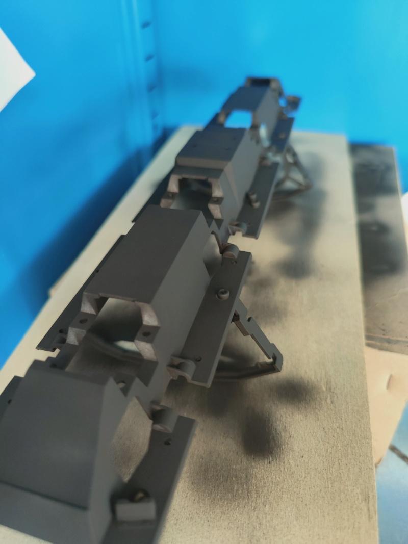 Puma Sd.Kfz. 234/2 Metal Origin 1:16 WIP Img20221