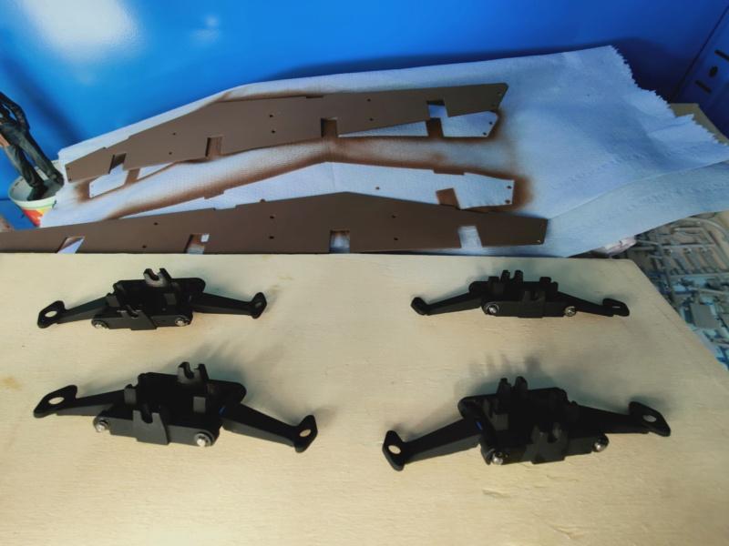 Puma Sd.Kfz. 234/2 Metal Origin 1:16 WIP Img20222