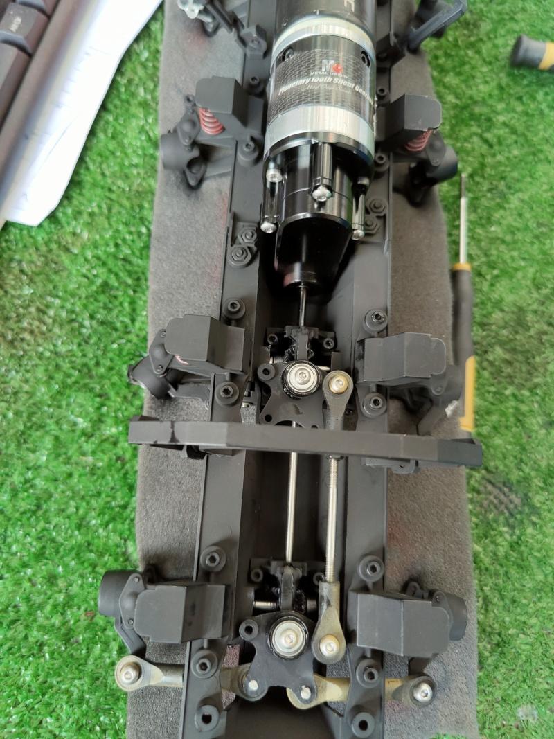 Puma Sd.Kfz. 234/2 Metal Origin 1:16 WIP Img20240