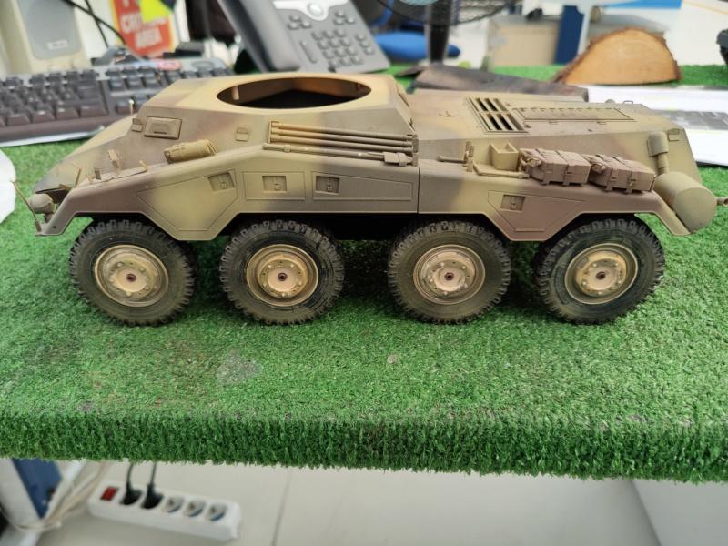 Puma Sd.Kfz. 234/2 Metal Origin 1:16 WIP Img20247