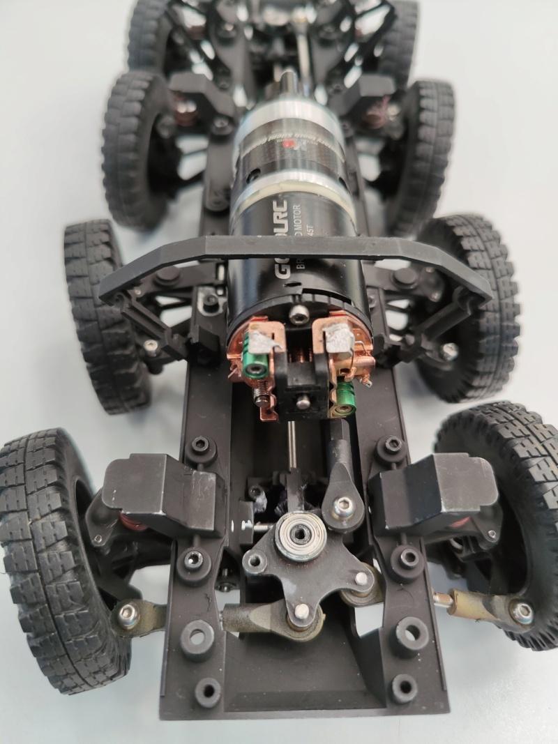 Puma Sd.Kfz. 234/2 Metal Origin 1:16 WIP Img20256