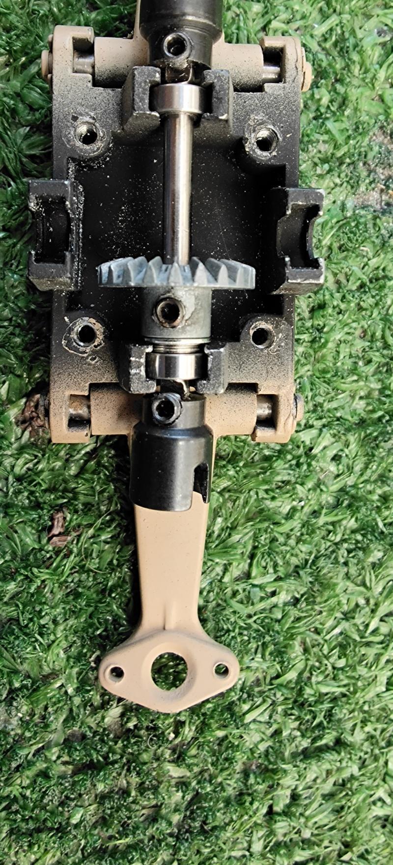 Puma Sd.Kfz. 234/2 Metal Origin 1:16 WIP - Pagina 2 Img20262