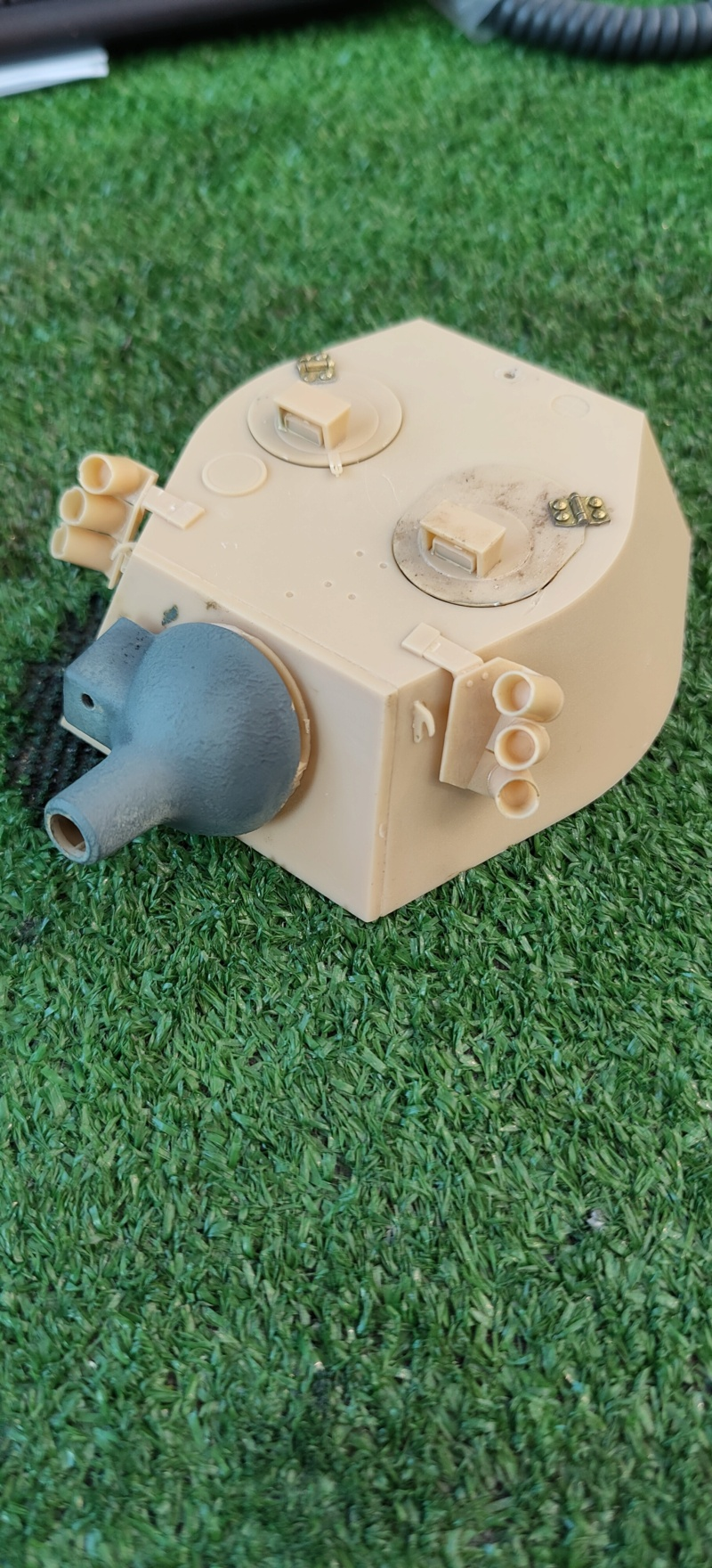 Puma Sd.Kfz. 234/2 Metal Origin 1:16 WIP - Pagina 2 Img20274