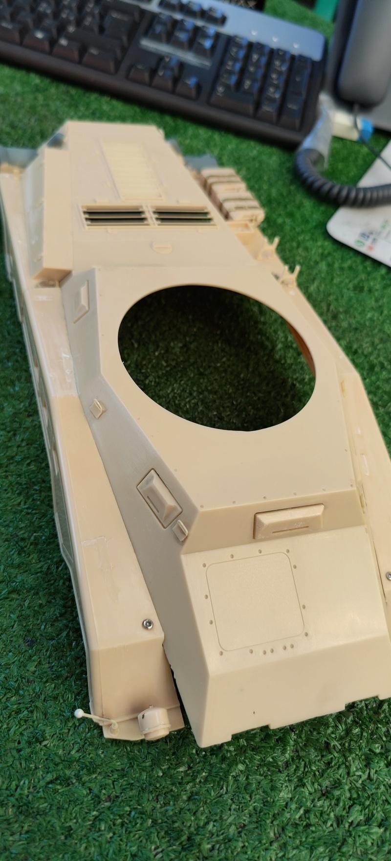 Puma Sd.Kfz. 234/2 Metal Origin 1:16 WIP - Pagina 2 Img20277