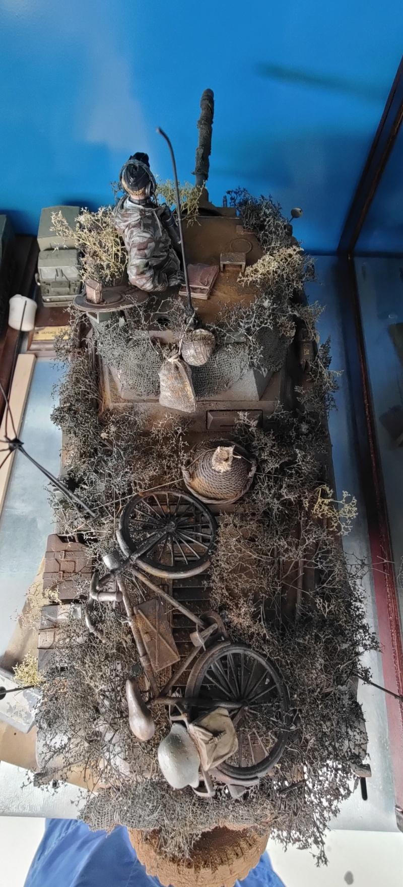 Puma Sd.Kfz. 234/2 Metal Origin 1:16 WIP - Pagina 4 Img20318