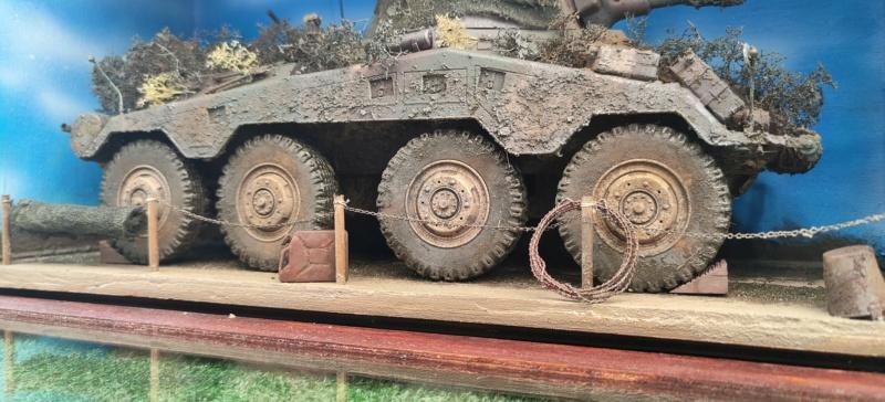Puma Sd.Kfz. 234/2 Metal Origin 1:16 WIP - Pagina 4 Img20319