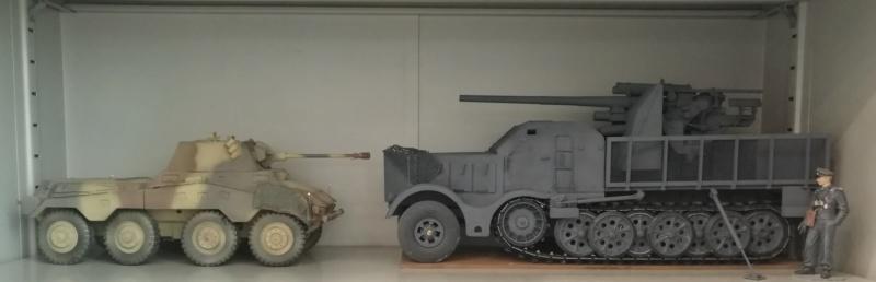 Puma Sd.Kfz. 234/2 Metal Origin 1:16 WIP Img_2460