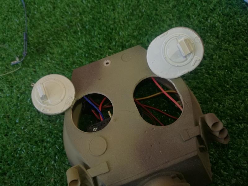 Puma Sd.Kfz. 234/2 Metal Origin 1:16 WIP Img_2463