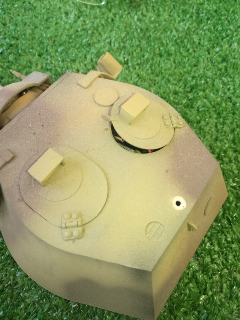 Puma Sd.Kfz. 234/2 Metal Origin 1:16 WIP Img_2465