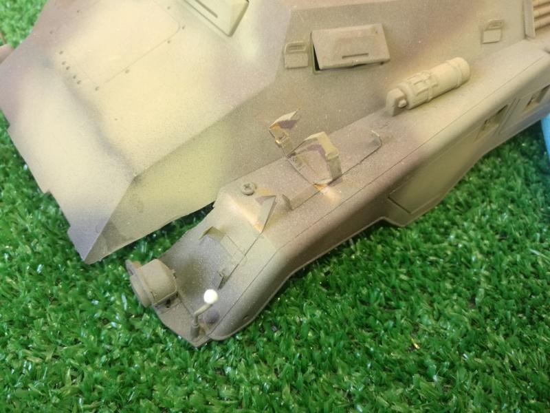 Puma Sd.Kfz. 234/2 Metal Origin 1:16 WIP Img_2471