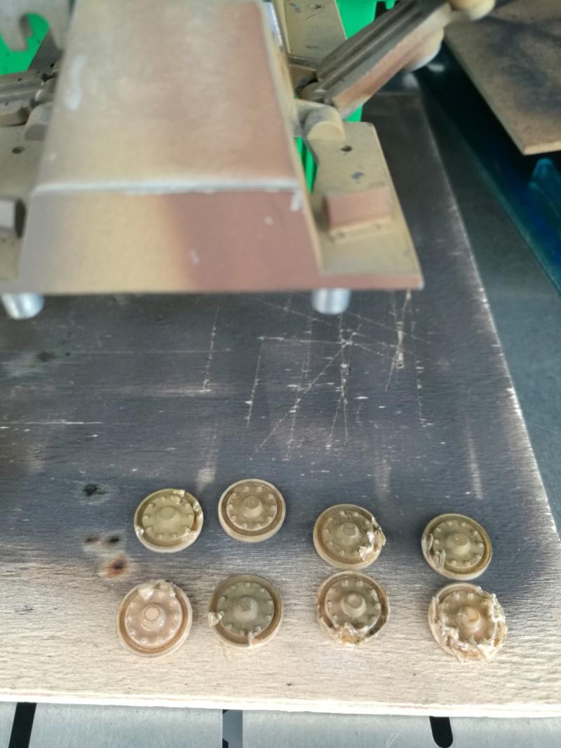 Puma Sd.Kfz. 234/2 Metal Origin 1:16 WIP Img_2480