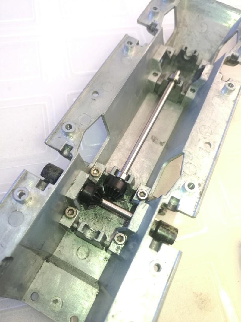 Puma Sd.Kfz. 234/2 Metal Origin 1:16 WIP Img_2487