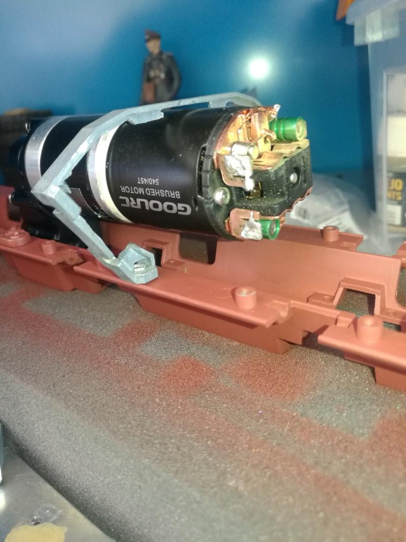 Puma Sd.Kfz. 234/2 Metal Origin 1:16 WIP Img_2506