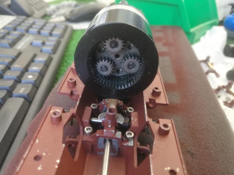 Puma Sd.Kfz. 234/2 Metal Origin 1:16 WIP Img_2513