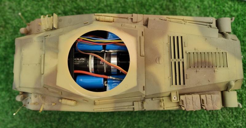 Puma Sd.Kfz. 234/2 Metal Origin 1:16 WIP Img_2527