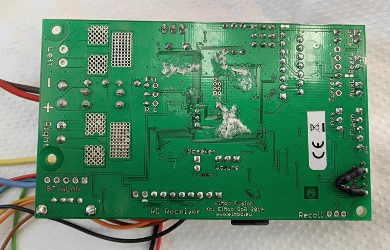 Puma Sd.Kfz. 234/2 Metal Origin 1:16 WIP Img_2530