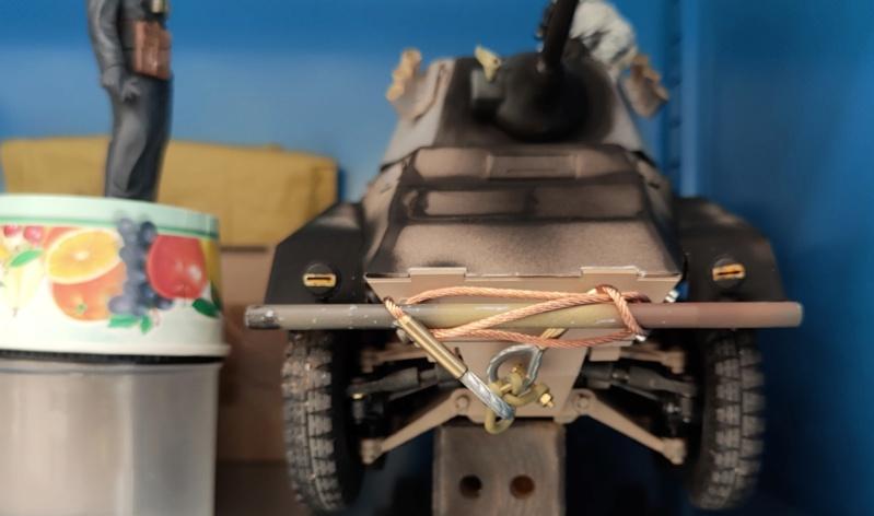 Puma Sd.Kfz. 234/2 Metal Origin 1:16 WIP - Pagina 2 Img_2599