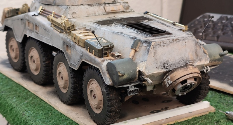 Puma Sd.Kfz. 234/2 Metal Origin 1:16 WIP - Pagina 3 Img_2624