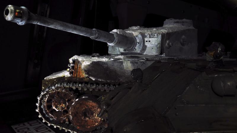 La Storia sulla diffusione dei carri armati in scala 1-16 in Italia. - Pagina 10 P7200012