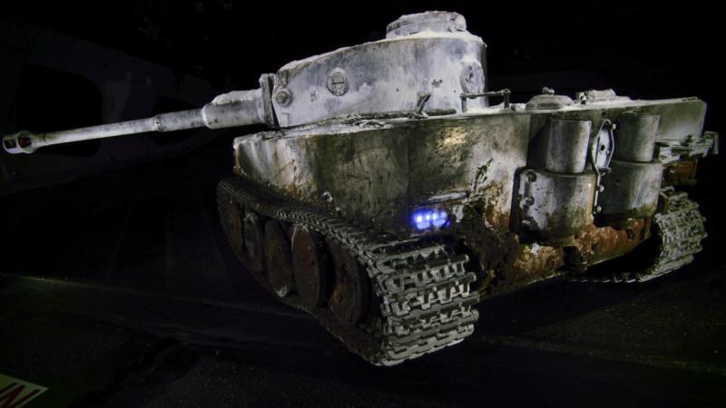 La Storia sulla diffusione dei carri armati in scala 1-16 in Italia. - Pagina 10 P7210013