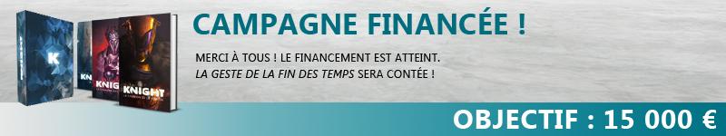 Financement participatif lancé !  Bandea11