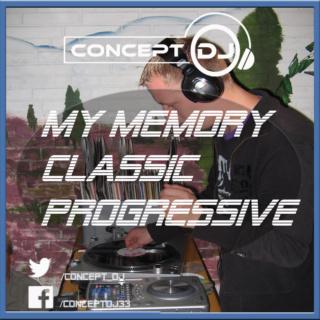 My Memory - Classic Progressive (20.09.2020) Memory11