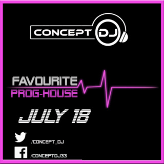 Concept - Favourite Prog-House July 18 (07-07-2018) Prog-h10