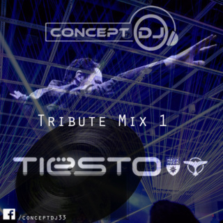 Concept - Tribute to the Classic Tiesto Sounds Mix (31.08.2019) Tiesto13