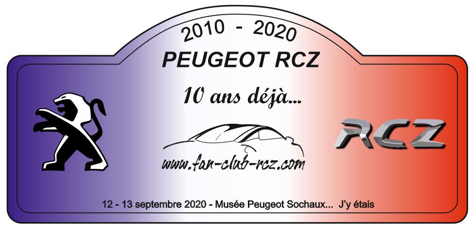 Sondage plaque 10 ans RCZ (CLOS) Plaque11